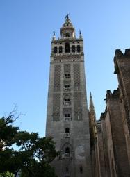 Torre della Giralda a Siviglia
